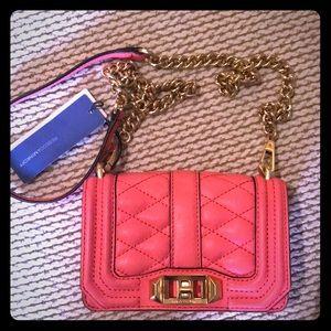 Rebecca Minkoff mini love crossbody bag